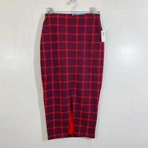 NWT Old Navy Long Pencil Skirt sz XS